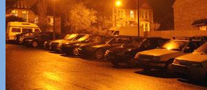 Westbury Leigh parking