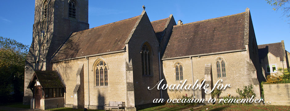 Hire Westbury Leigh Community Hall for your wedding