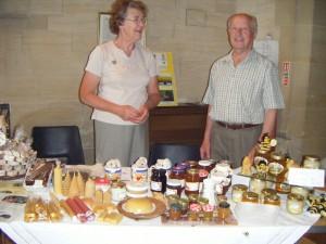 westbury-leigh-village-association-open-day-honey-stall